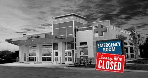 If The Day Comes When The Hospitals Are Closed or Overcrowded Due to a Major Disaster, We'll be in Big Trouble